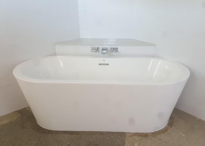 Bathroom Remodel Standing Tub
