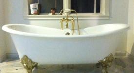 Bathroom Remodel Clawfoot Tub