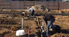 New Construction Underground