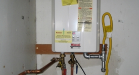 Water Heater Tankless